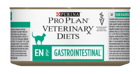 Veterinary Diets EN Gastrointestinal консервы для кошек при заболеваниях ЖКТ