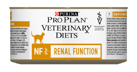 Veterinary Diets NF Renal Function консервы для кошек при патологии почек,